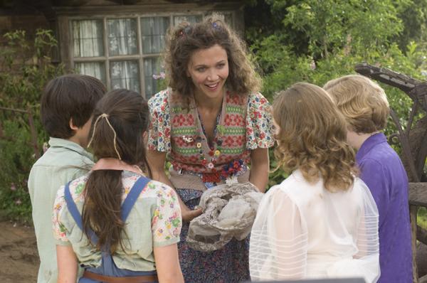 Maggie Gyllenhaal in Nanny McPhee