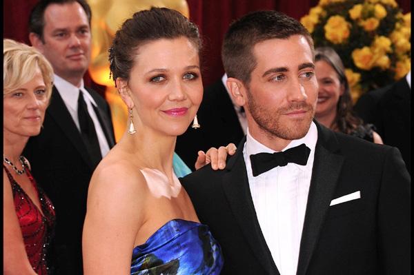 Maggie and Jake Gyllenhaal