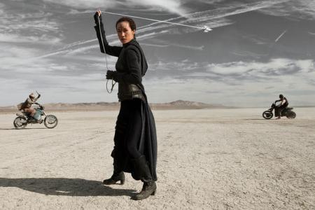 Maggie Q stars as Priestess in Priest