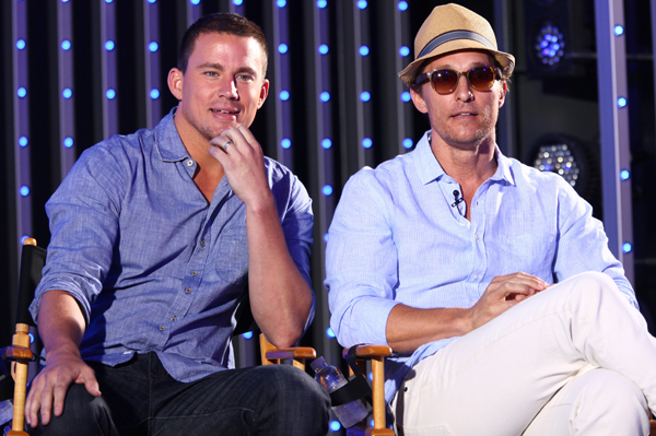 Magic Mike Red Band Trailer released