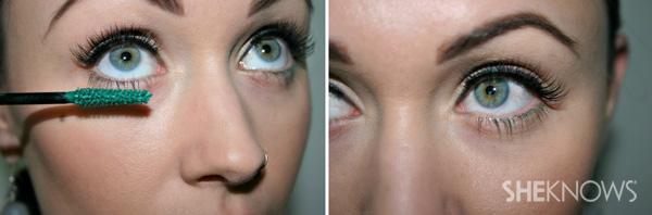Mint makeup