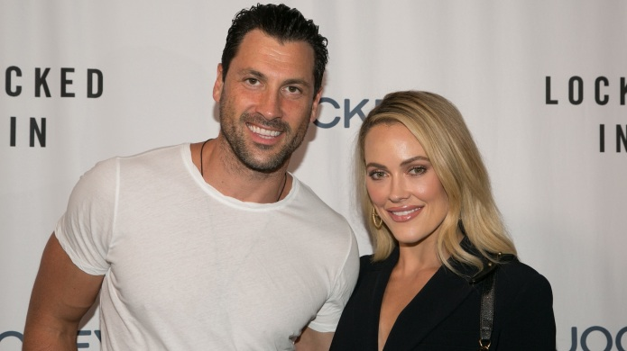 Maksim Chmerkovskiy Apparently Decorates His Christmas Tree in the Nude