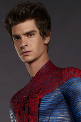 Andrew Garfield as Super Man