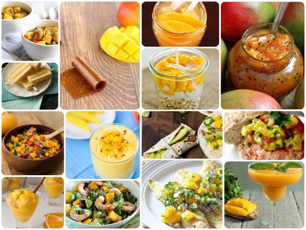 Recipes with mango