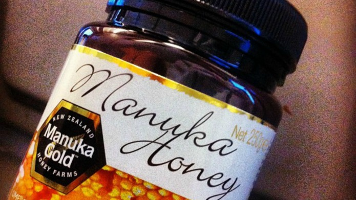 Random testing of jars of manuka