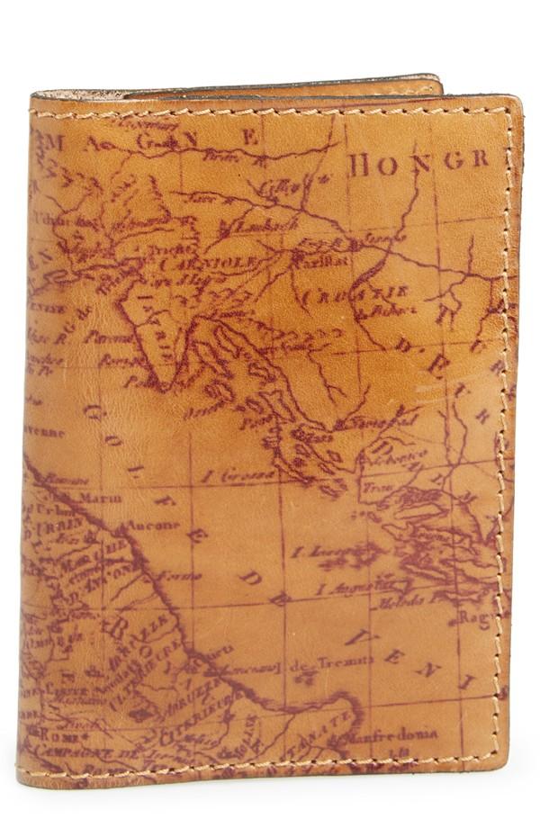 map passport holder