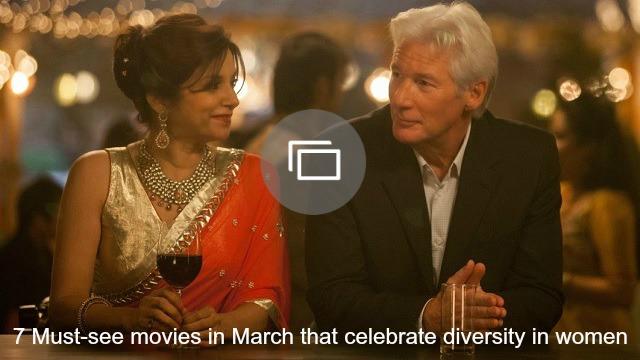 March movies slideshow