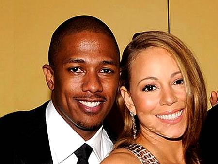 Mariah Carey and husband Nick Cannon