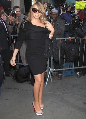 Mariah Carey drops 70 pounds!