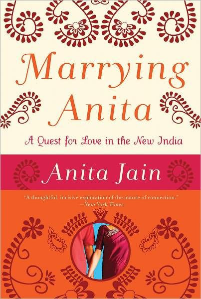 Marrying Anita cover