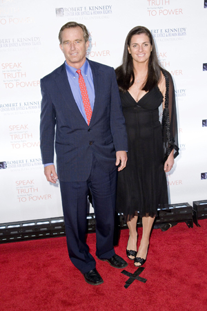 Robert Kennedy Jr. and Mary Kennedy