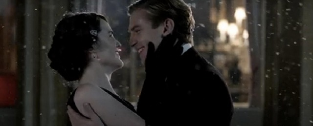 Lady Mary and Matthew Downton Abbey romance