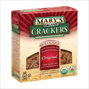 Mary's Organic Originals Crackers