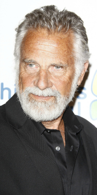 The most interesting man alive