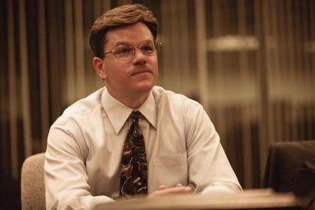 Matt Damon is The Informant