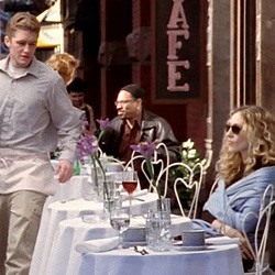 Matthew Morrison in Sex and the City