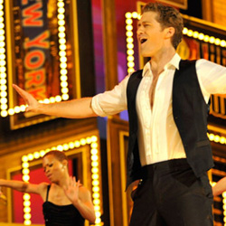 Matthew Morrison at the 64th Annual Tony Awards
