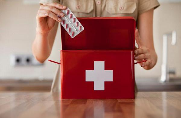 10 Essentials for a first aid
