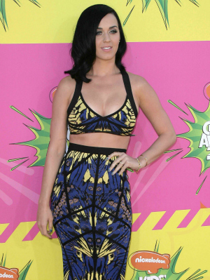 Katy Perry in 2013