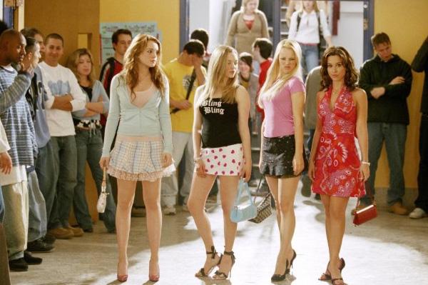 Mean Girls movie still