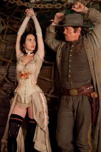 Megan Fox and Josh Brolin