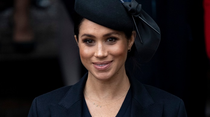 Meghan, Duchess of Sussex attends Christmas