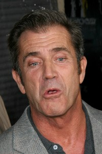 Mel Gibson does it again