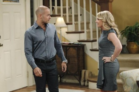 Joey Lawrence and Melissa Joan Hart in Melissa and Joey