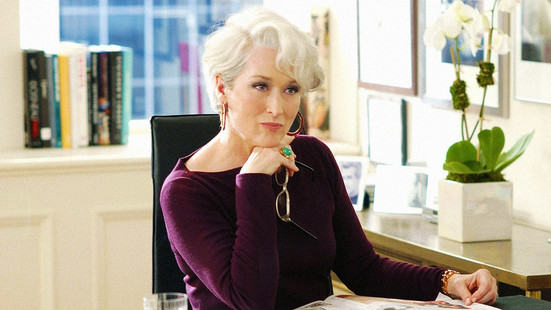 Meryl Streep's Best Work: The Devil Wears Prada