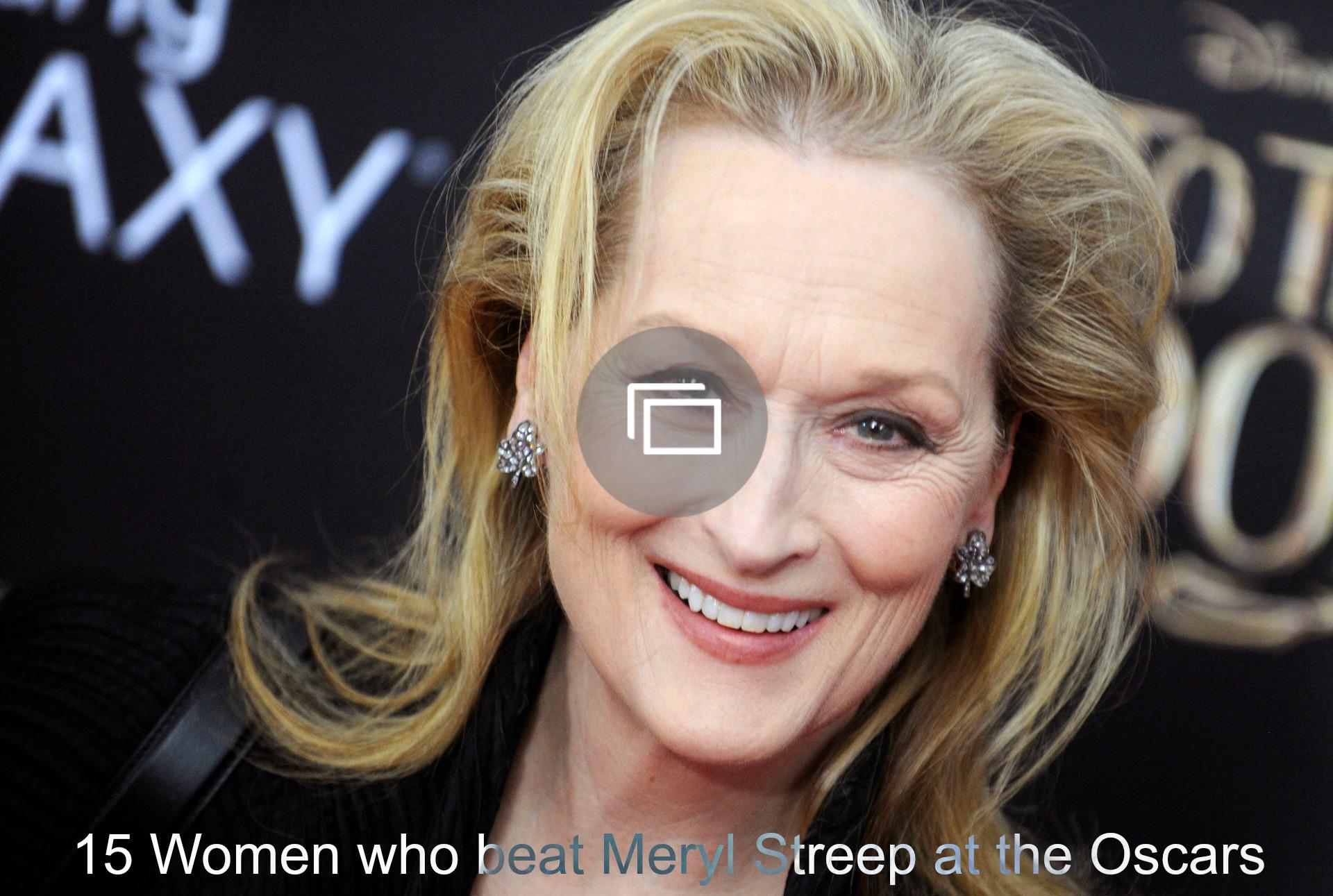 Meryl Streep slideshow