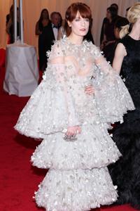 Florence Welch Met Gala