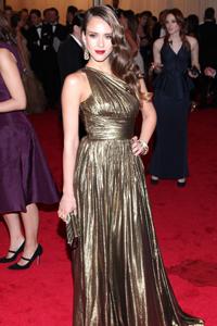 Jessica Alba Met Gala