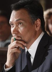 Jimmy Smits returns to TV in