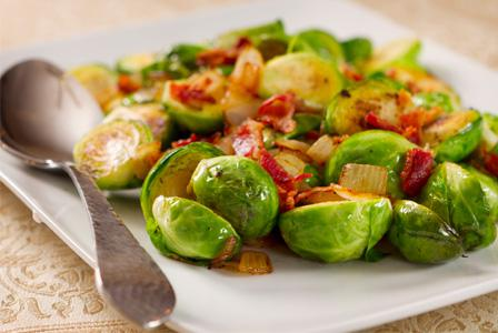 How to cook delicious Brussels sprouts