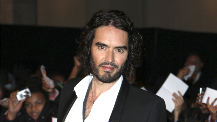 Russell Brand wishes he were bisexual