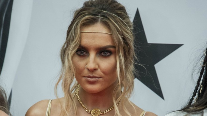 Little Mix's Perrie Edwards accidentally set