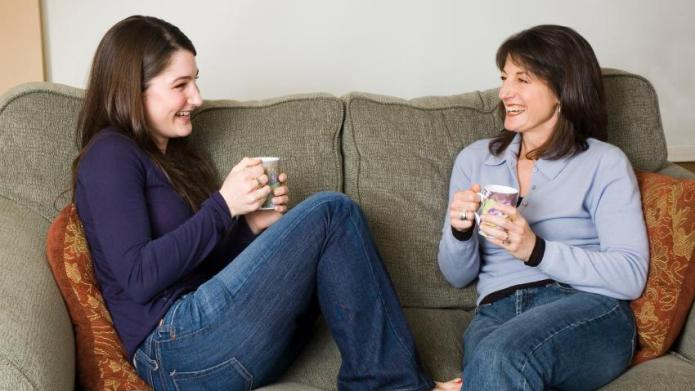 5 Reasons being your teen daughter's