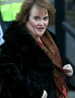 Ricky Gervais rumbles with Susan Boyle