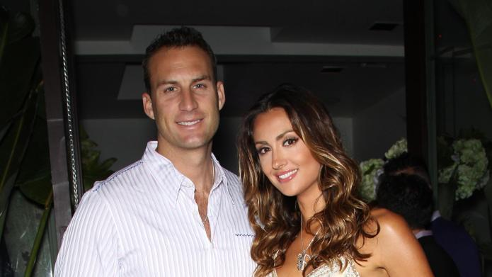 Model Katie Cleary loses her husband