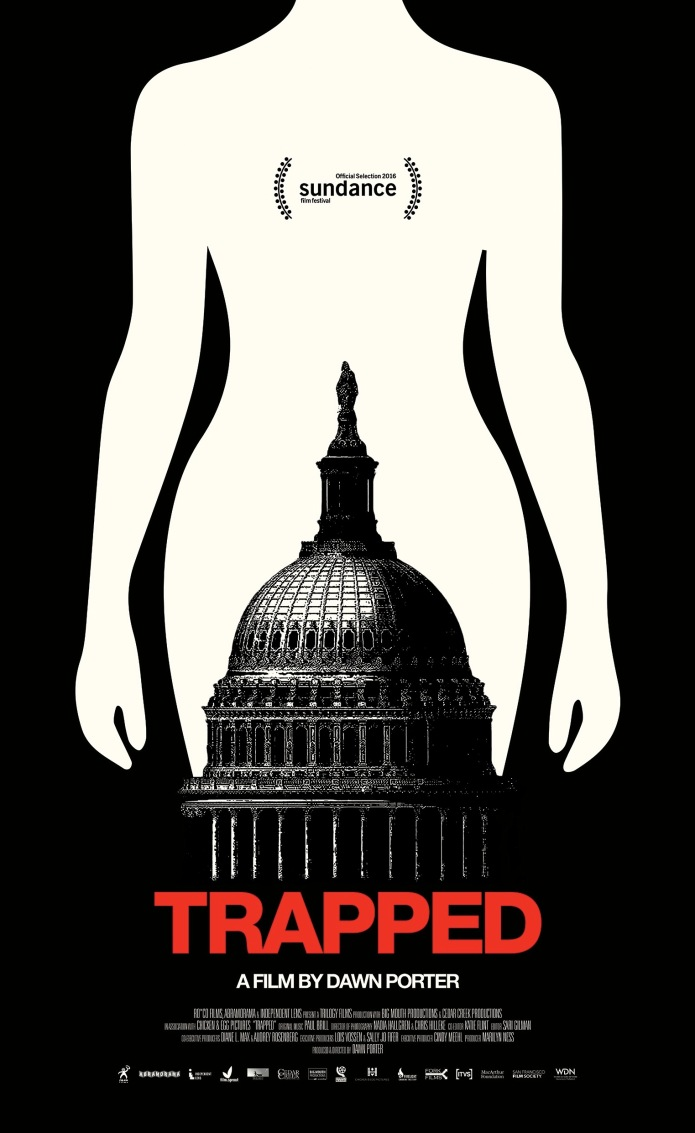 Sundance documentary releases provocative poster about