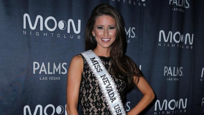 Miss Nevada crowned Miss USA, can