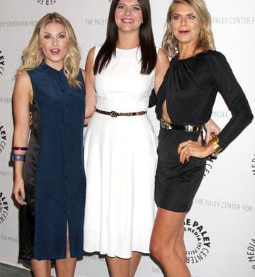 Happy Endings' stylish stars: Elisha, Eliza