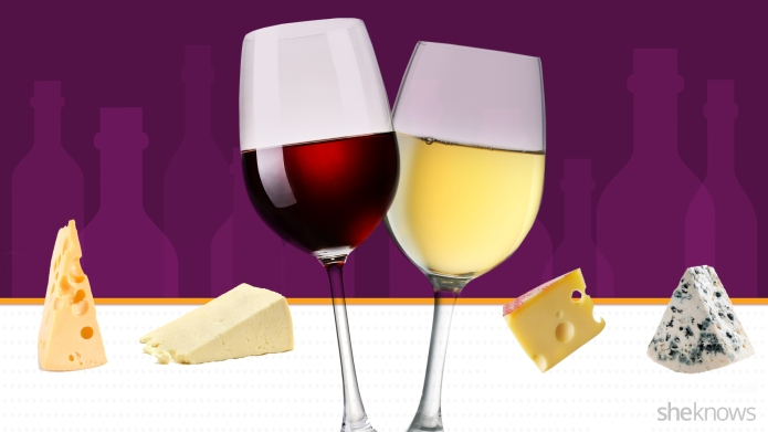 Wine and cheese: How to get