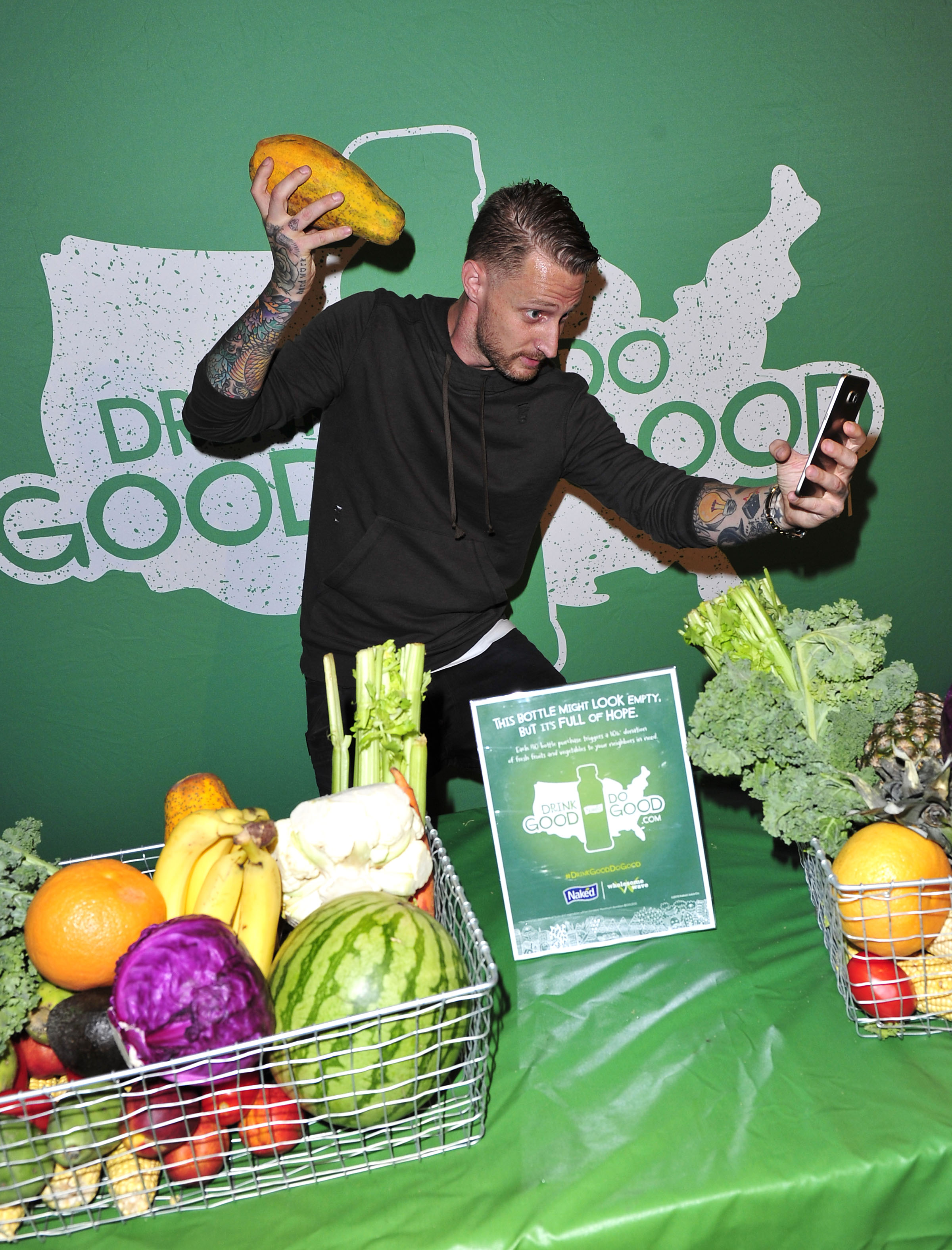 michael voltaggio drink good do good