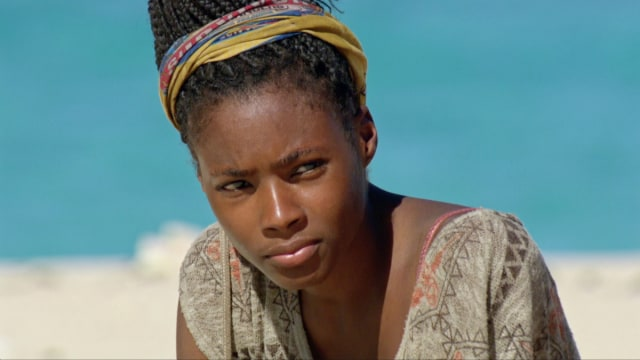 Michaela Bradshaw on Survivor: Game Changers