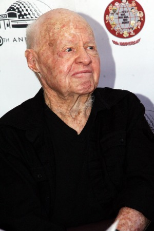 Hollywood legend Mickey Rooney dies at age 93