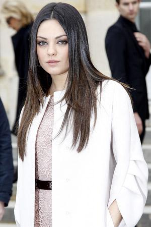 Mila Kunis talks weight in Harper's Bazaar