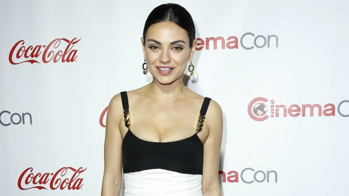 No guesswork required: Mila Kunis is