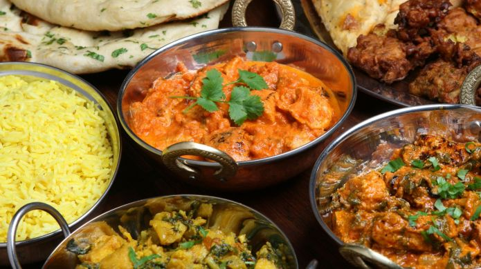 Diner at Indian restaurant gets receipt