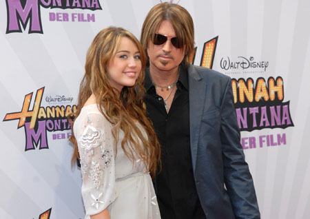 Miley Billy Ray Cyrus